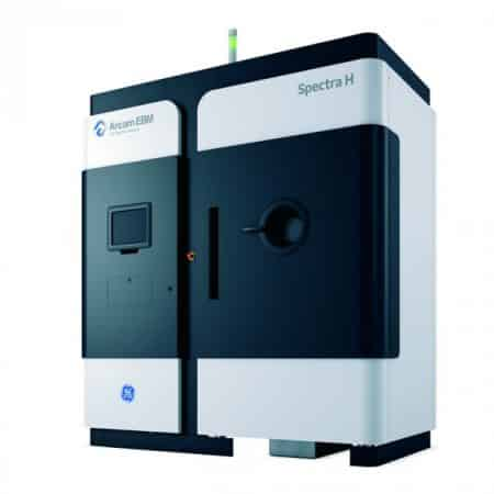 Arcam EBM Spectra H GE Additive - Grand format, Métal
