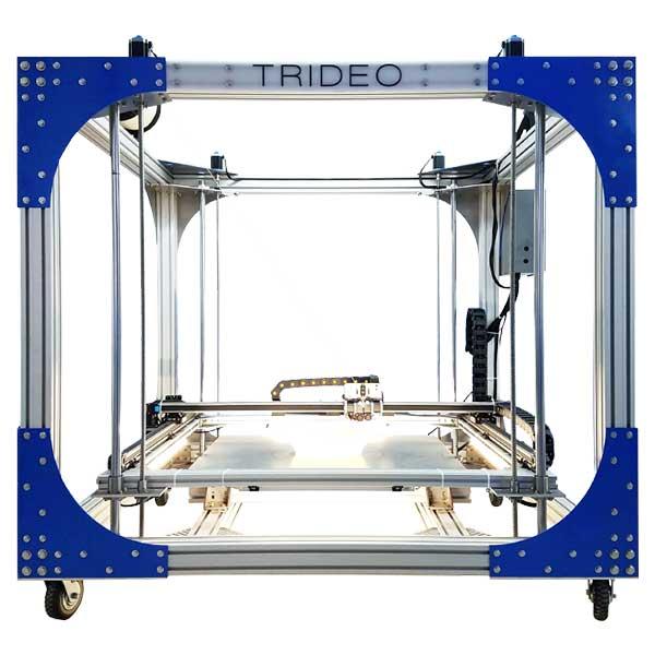 BIG-T Trideo - Imprimantes 3D