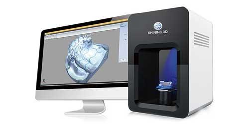 Catégories de scanners 3D et types de scanners 3D