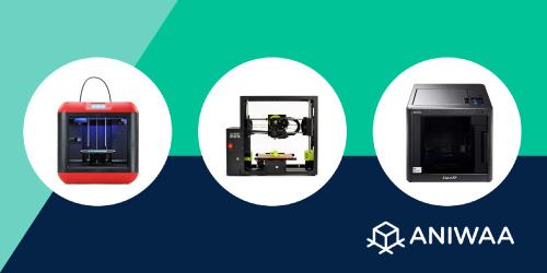 Les meilleures imprimantes 3D disponibles sur Amazon