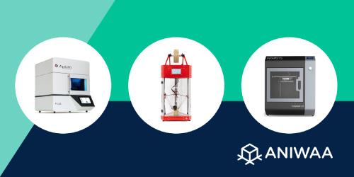 Les meilleures imprimantes 3D PEEK en 2018