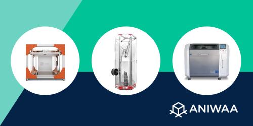 Les meilleures imprimantes 3D grandes dimensions en 2020
