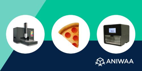 Impression 3D alimentaire : 7 imprimantes 3D de nourriture en 2021