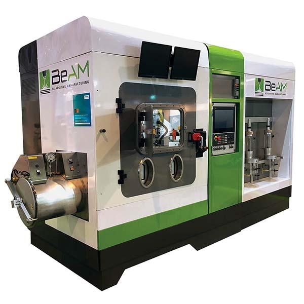 Modulo 400 BeAM - Imprimantes 3D