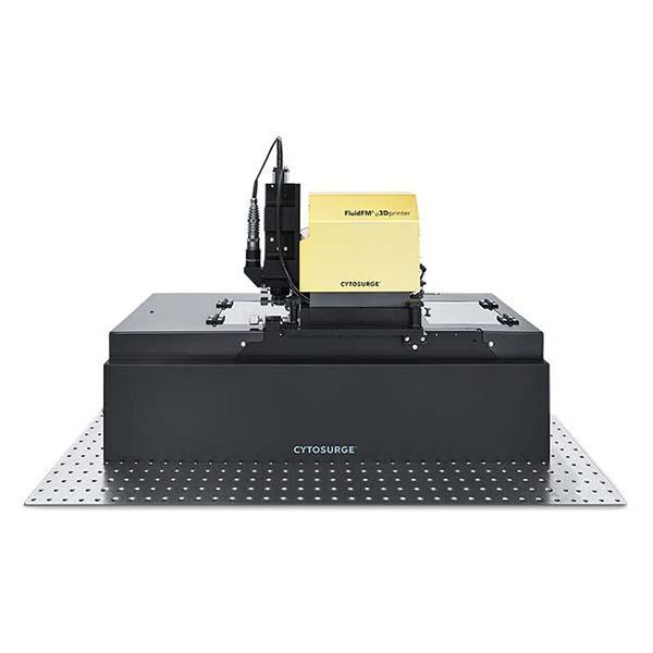 FluidFM µ3Dprinter
