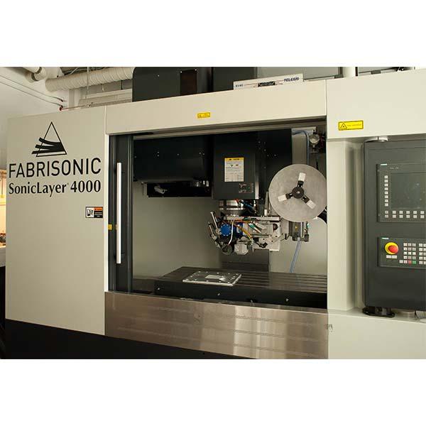 SonicLayer 4000 Fabrisonic - Imprimantes 3D