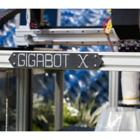 Gigabot X re3D - Granulés