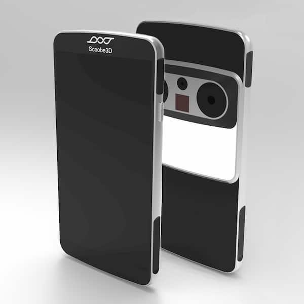 Scoobe3D Scoobe3D - Scanners 3D