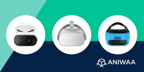 Comparatif casques VR/AR