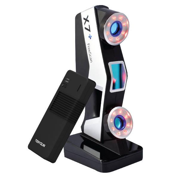 Wireless FreeScan X7+ Shining 3D - Scanners 3D