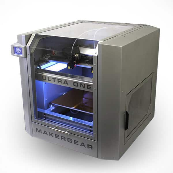 Ultra One  MakerGear  - Imprimantes 3D