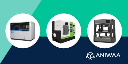 Les meilleures imprimantes 3D métal en 2019