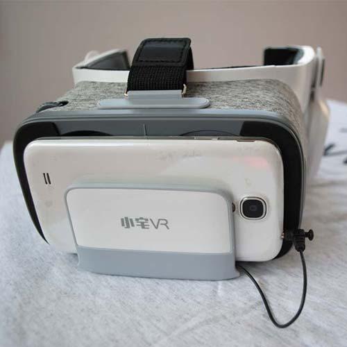 Test BOBOVR Z5 : un casque VR abordable pour smartphone
