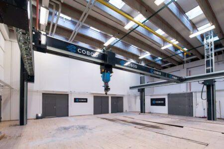BOD2 COBOD - Imprimantes 3D
