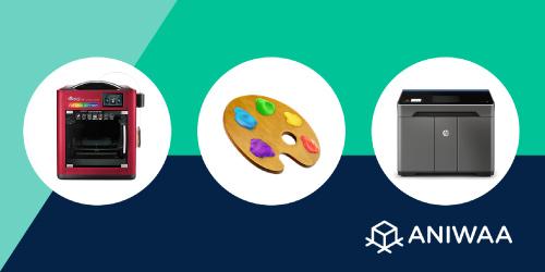 Les 10 meilleures imprimantes 3D couleur en 2021