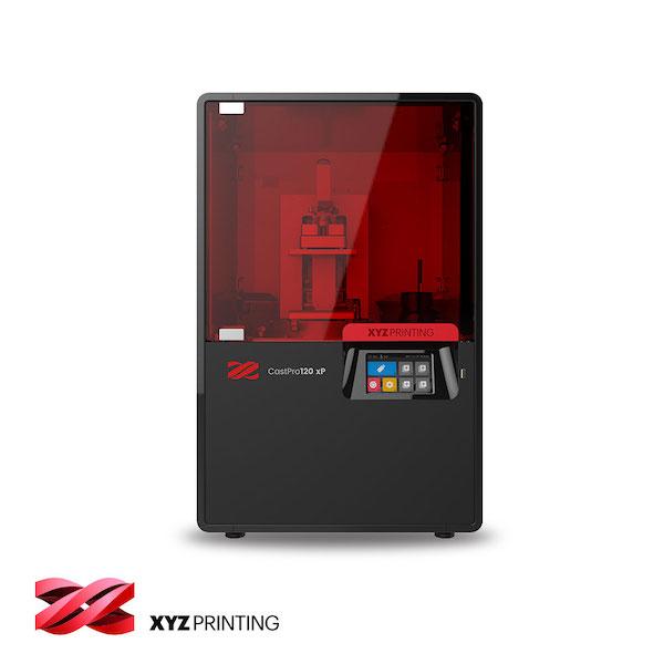 CastPro120 xP XYZprinting - Imprimantes 3D