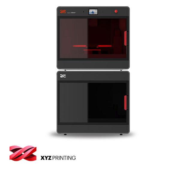 MfgPro3400 xP XYZPrinting  - Imprimantes 3D