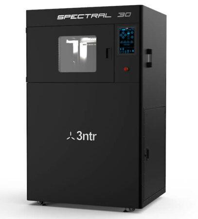 Spectral 30 3ntr - Grand format, Haute température