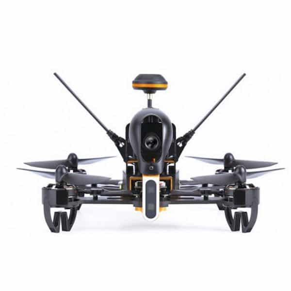 The Walkera F210 is an FPV Racing quadcopter drone
