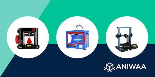 Les meilleures imprimantes 3D pas chères à moins de 300€ en 2020