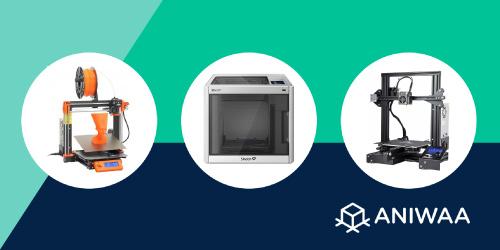 Les 10 meilleures imprimantes 3D en 2019