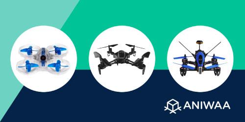 Les 14 meilleurs drones de course FPV en 2019 (drones racers)
