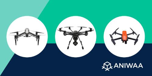 Les 10 meilleurs drones caméra 4K en 2019