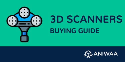 Guide d'achat scanners 3D : comment interpréter une fiche technique