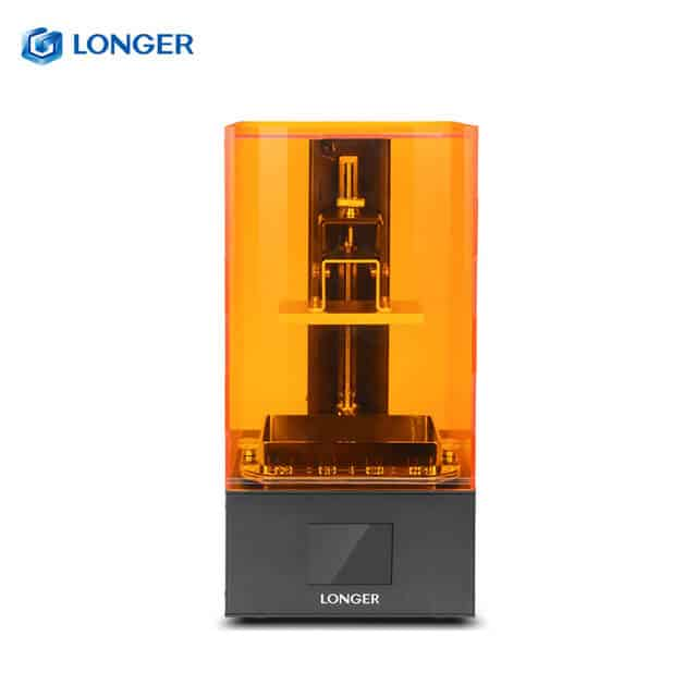 Orange 10 Longer3D - Petit prix, Résine