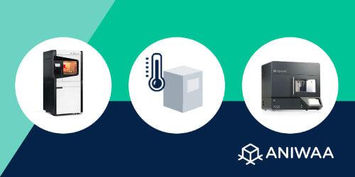 Imprimantes 3D PEEK et ULTEM 2021 : guide et sélection d'imprimantes
