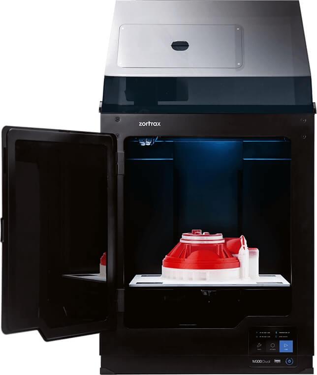 M300 Dual Zortrax - Imprimantes 3D