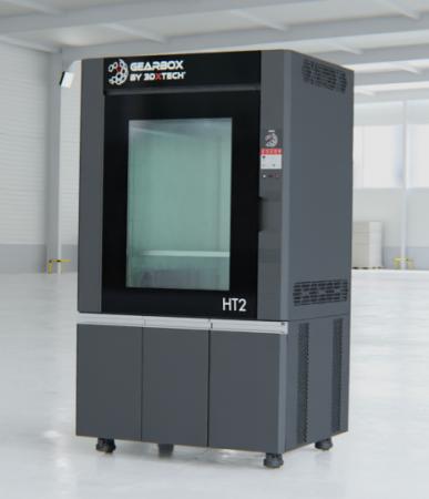 Gearbox HT2 3DXTech - Grand format, Haute température
