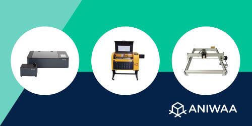 Découpeur laser et graveur laser : les 6 meilleures machines en 2020