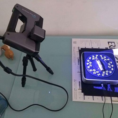 [TEST] Shining 3D EinScan Pro 2X Plus : l'avis de l'expert