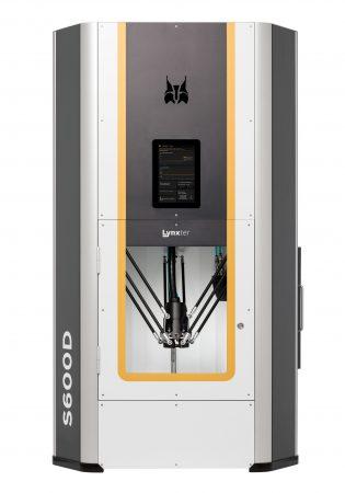 S600D Lynxter - Céramique, Haute température