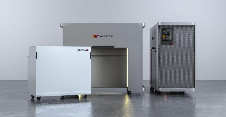 QLS 350 NXT Factory - Imprimantes 3D