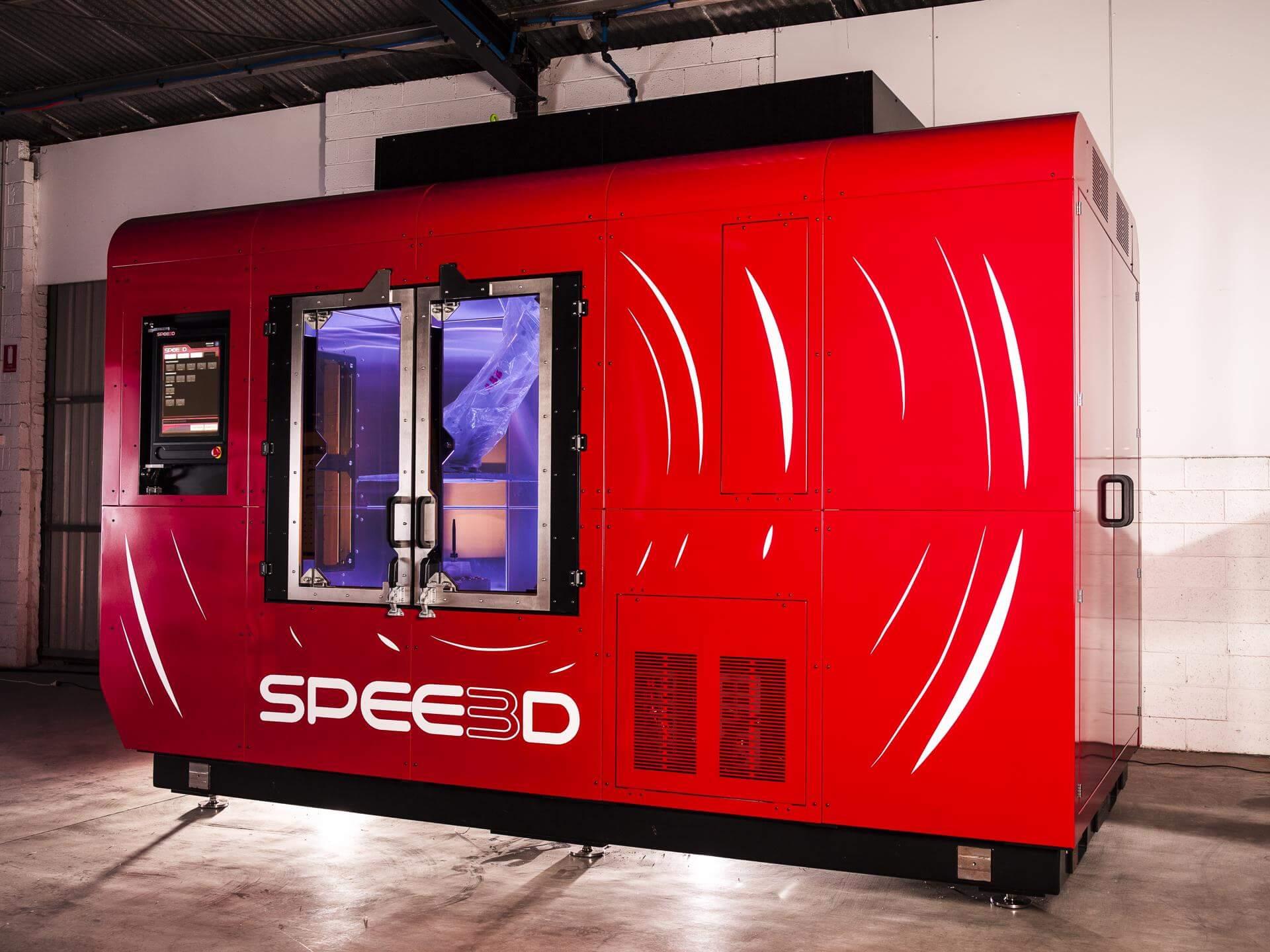 WarpSPEE3D SPEE3D - Imprimantes 3D