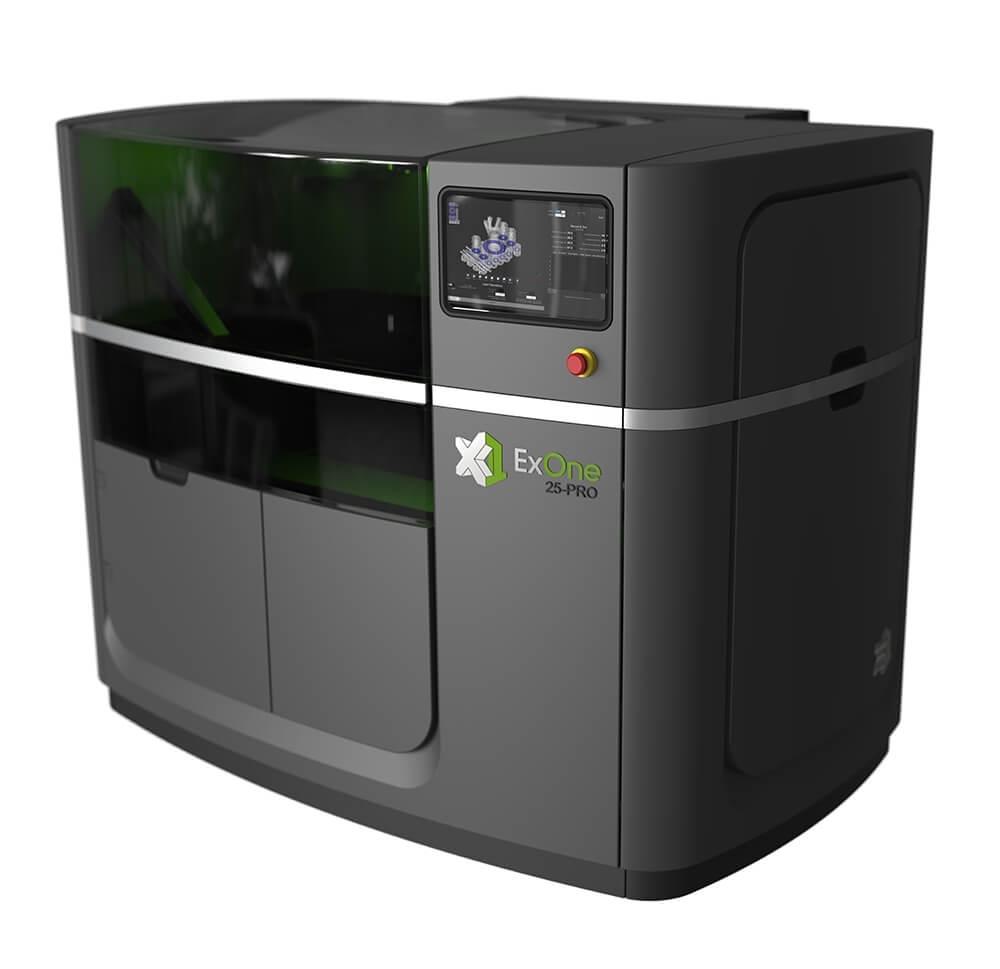 X1 25PRO ExOne - Imprimantes 3D