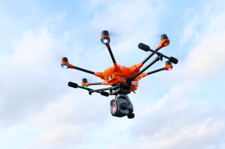 H520 SkyHopper Yuneec - Drones