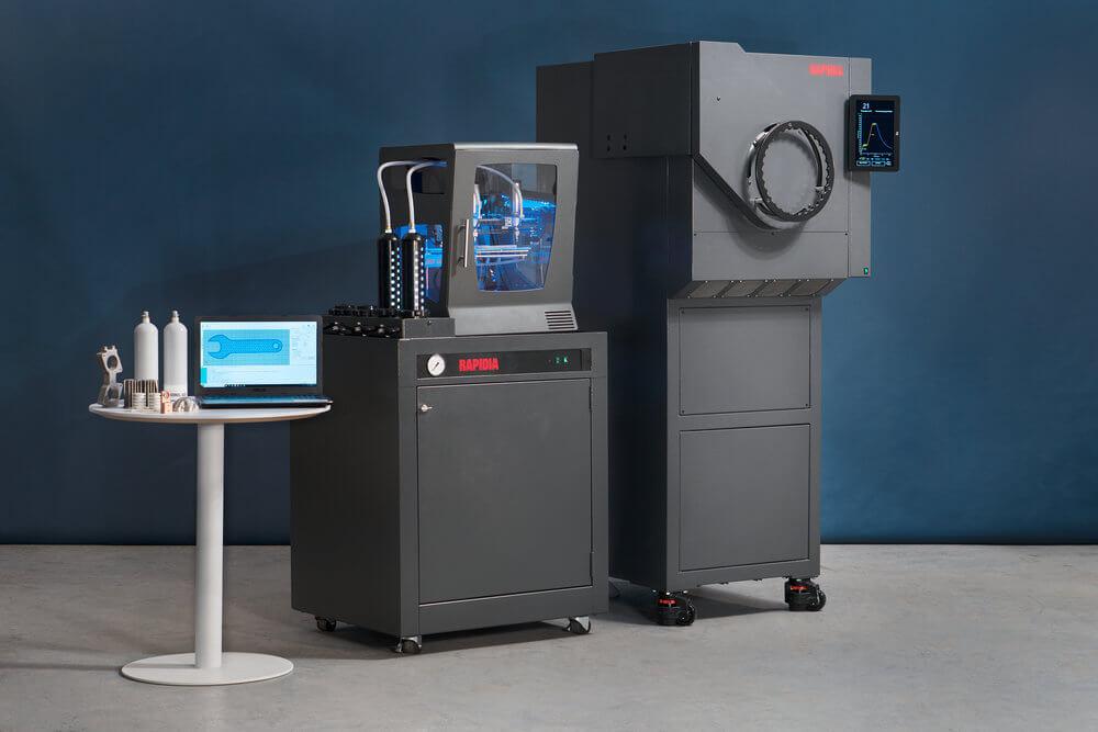 Metal 3D printer Rapidia - Imprimantes 3D