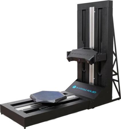 eviXmatic Evatronix - Scanners 3D
