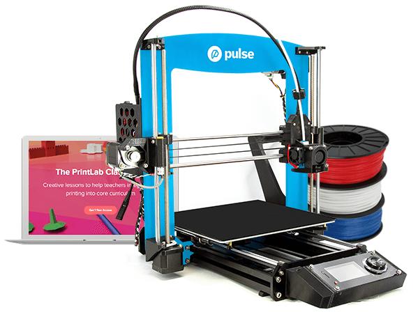 Pulse EDU MatterHackers - Imprimantes 3D