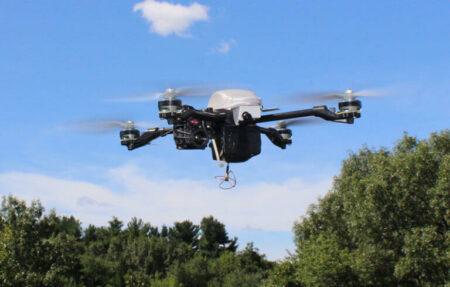 Mk-2 Systems InstantEye Robotics - Drones