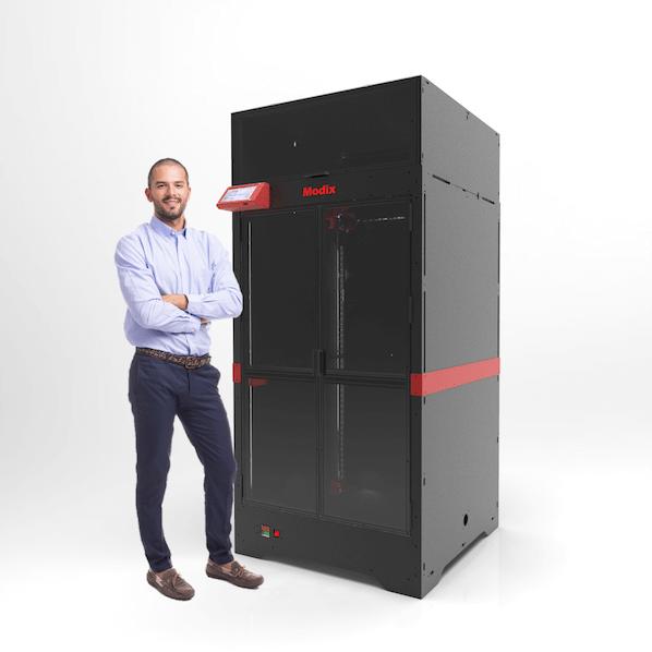 Big-120Z Modix - Imprimantes 3D