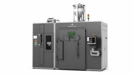 DMP Factory 350 3D Systems - Grand format, Métal