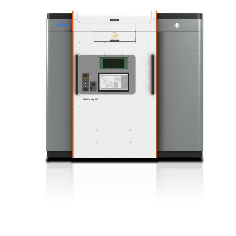 DMP Factory 500 3D Systems - Grand format, Métal