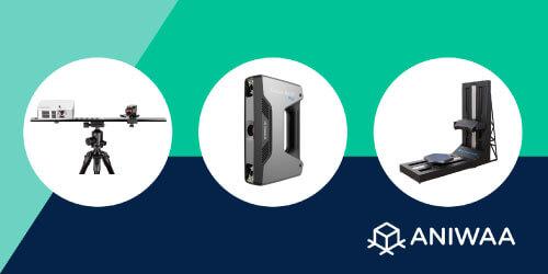Meilleur scanner 3D 2021 : le top 10 des scanners 3D