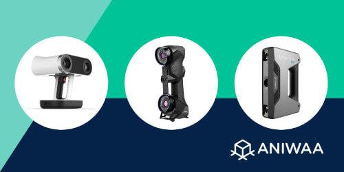 Meilleur scanner 3D portable 2021 : le top 10