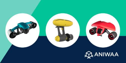 Scooter sous-marin 2020 : guide d'achat et sélection de produits
