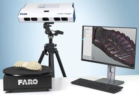 Cobalt Design Dual FARO - Scanners 3D